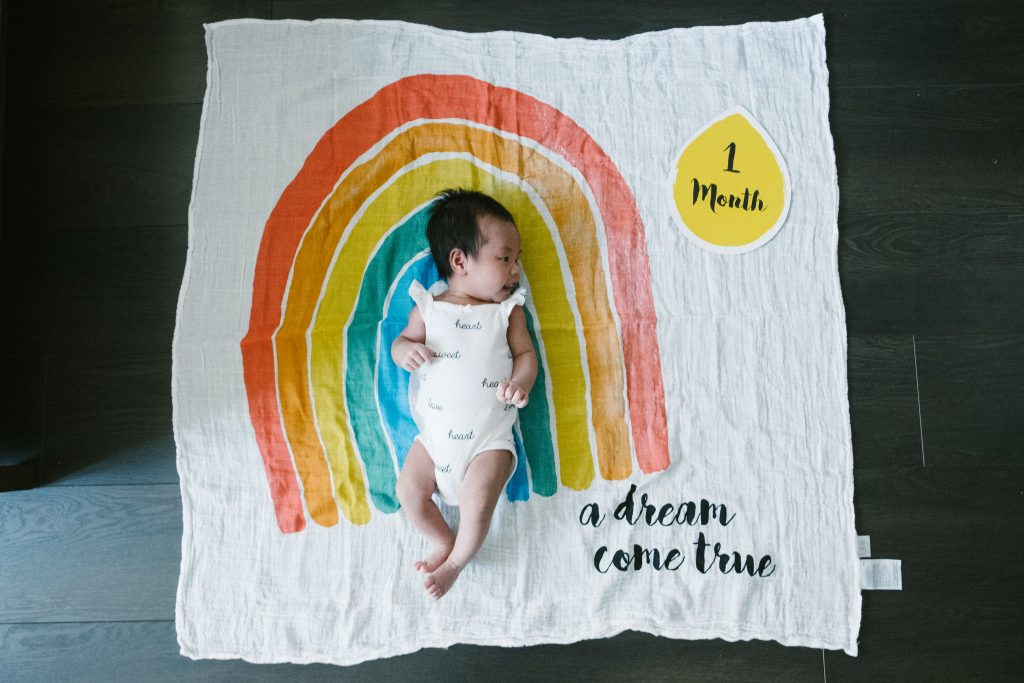 Month 1: Hey Now Your Name is Nayla! - The Best of Both
